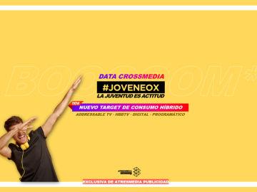 Nace #Joveneox: el novedoso segmento de audiencia crossmedia de Atresmedia dirigido a los más jóvenes