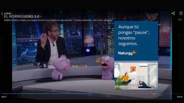 """Naturgy innova y utiliza el formato de publicidad contextual Ad pause con su campaña """"La Comunidad"""", donde reafirma su compromiso con la sociedad"""