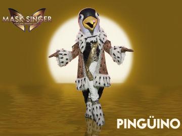 Arranca la recta final de 'Mask Singer': unificación de máscaras y la llegada de Pingüino