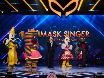 La gran final de 'Mask Singer' llega el jueves a las 22:45 a Antena 3