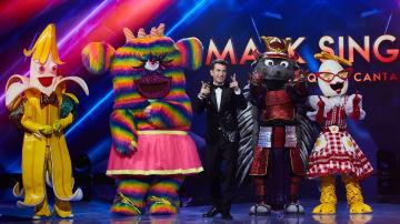 Mask Singer: adivina quién canta - Gala 9: La final