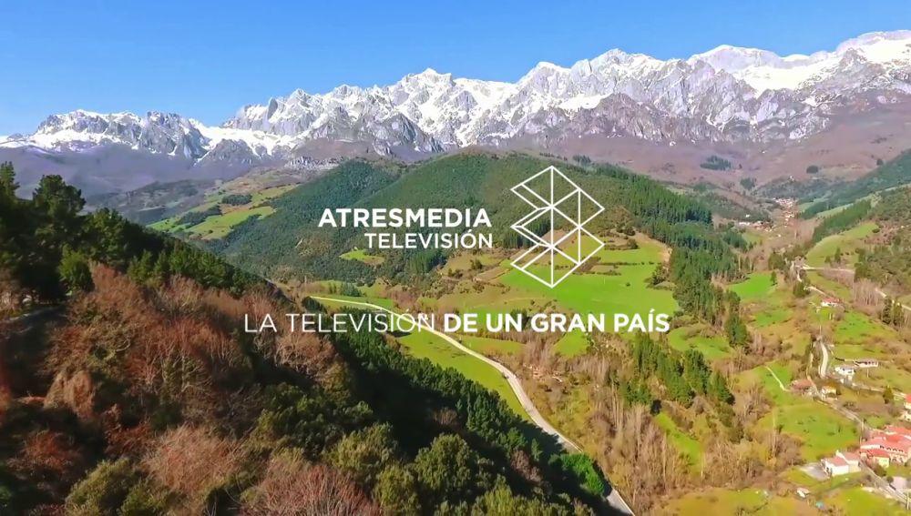 """Cantabria, protagonista en la campaña """"La Televisión de un gran país"""" de ATRESMEDIA TV"""