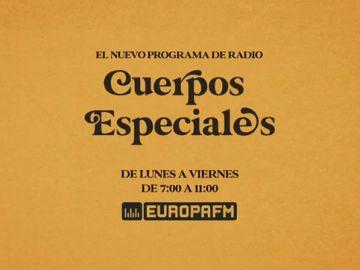 Eva Soriano e Iggy Rubín protagonizan el spot de 'Cuerpos especiales'