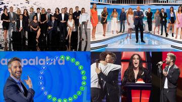 Antena 3, TV líder por 2º mes consecutivo, crece y lidera también el prime time y logra su mejor arranque de temporada en 13 años. laSexta gana a su rival directo y Nova es la temática femenina líder