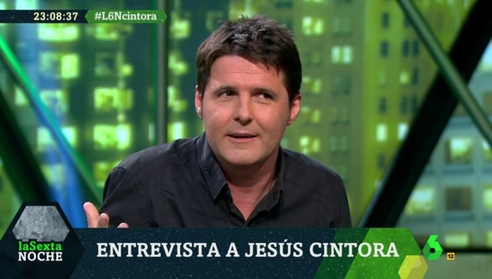 Jesús Cintora en laSexta Noche