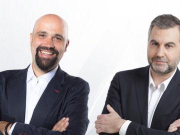 Programación especial de Onda Cero con Carlos Alsina y David del Cura