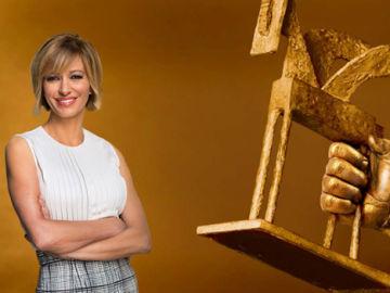 Susanna Griso, premio Ondas a la mejor presentadora de televisión nacional