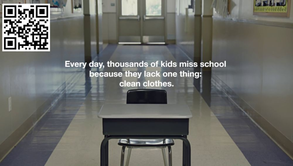 Branded Content social de Whirlpool que lucha por el absentismo escolar