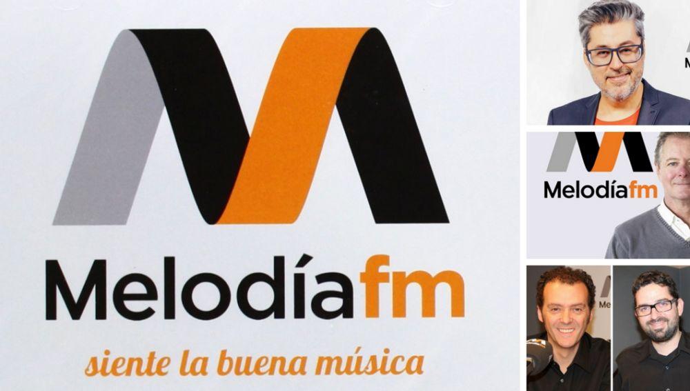 El disco de Melodía FM