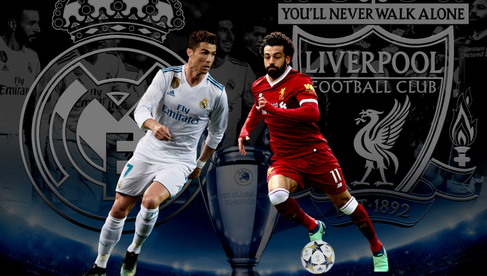 Champions Total: Real Madrid - Liverpool