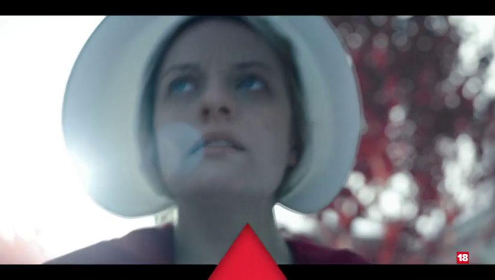 <p>El éxito de 'El cuento de la criada' llega muy pronto a Antena 3</p>