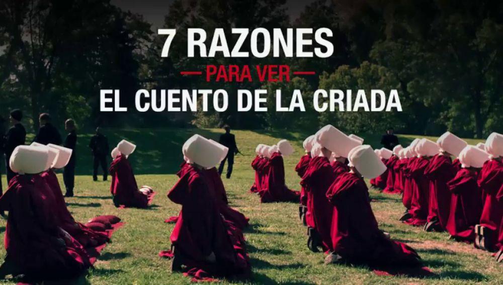 Antena 3 estrena 'El cuento de la criada', la serie del año en EEUU