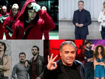 Atresmedia, nominada a los Premios Iris