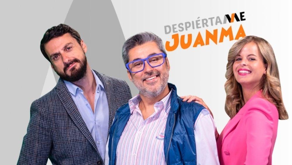 Juanma Ortega regresa a Melodía FM con más humor y los éxitos de los 80 y 90 en el morning show '¡Despiértame, Juanma!'