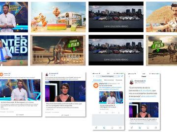 Atresmedia y Lexus estrenan un innovador formato publicitario de máxima notoriedad, cobertura y afinidad