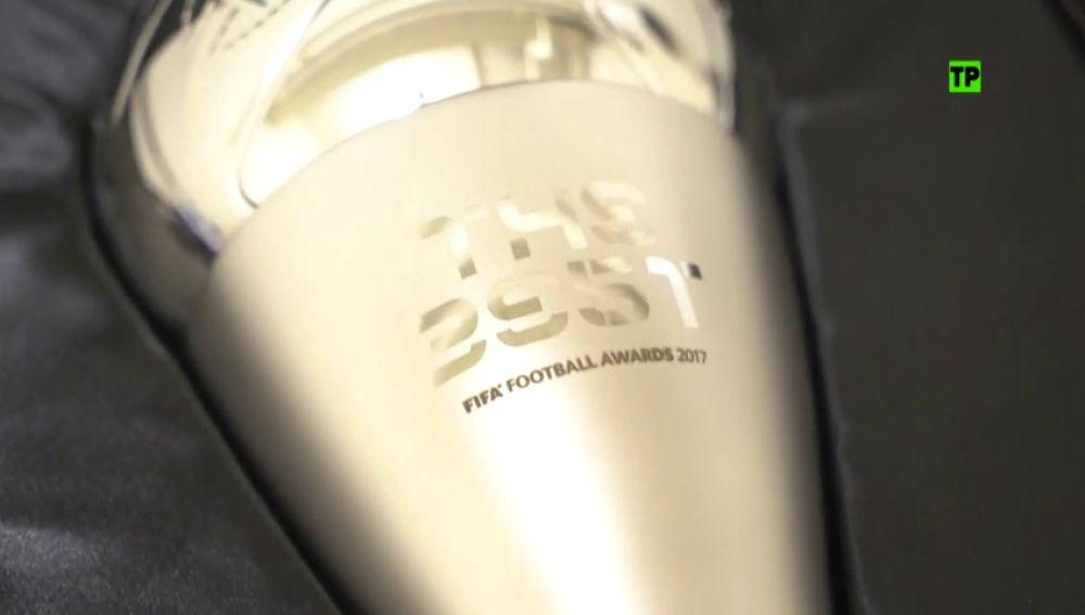 Mega emite la gala 'The Best FIFA Football Awards' el lunes a las 20:00 horas