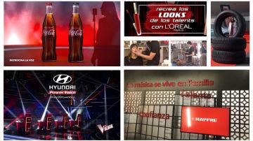 'La Voz' triunfa como contenedor de publicidad especial