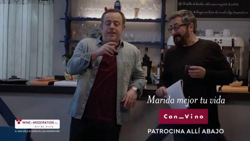 """Atresmedia Publicidad estrena el formato """"sponsor premium"""" de la mano de la Organización interprofesional del Vino en España (OIVE) y OMD"""