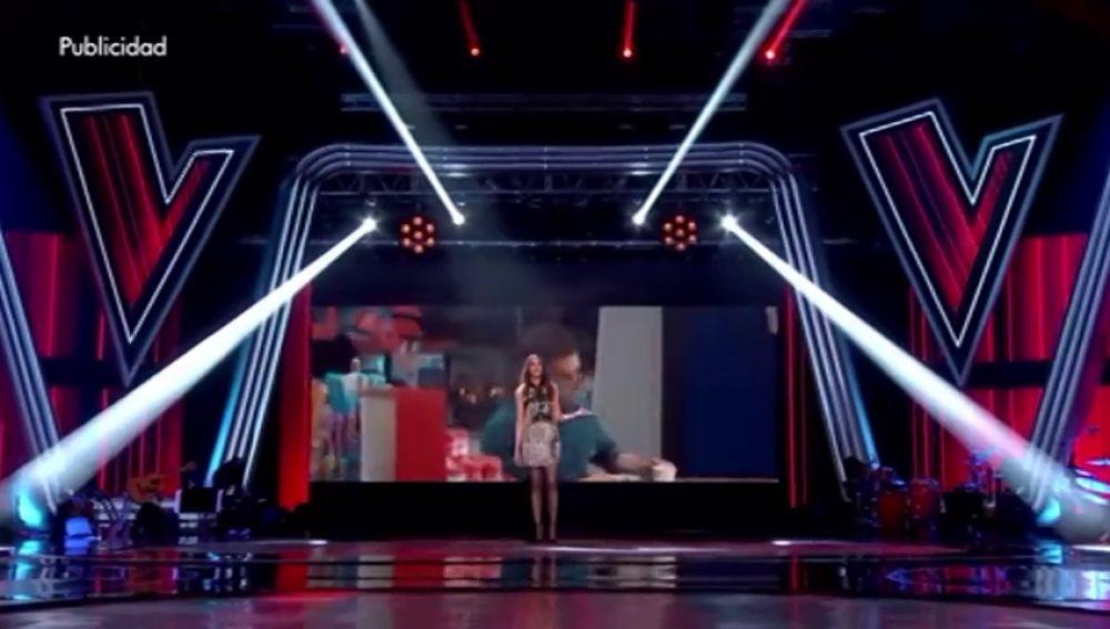 Los cuatro finalistas cantan juntos por primera vez 'Por ti', la canción del nuevo spot de Cepsa