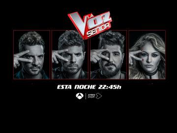 La Voz Senior (Sección) - Esta noche