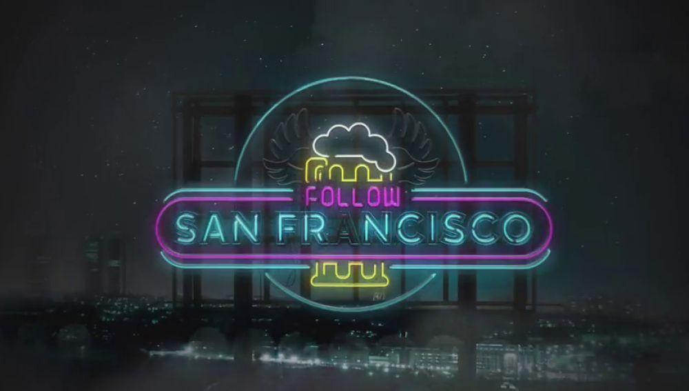 Enrique San Francisco llega a Flooxer con 'Follow San Francisco'