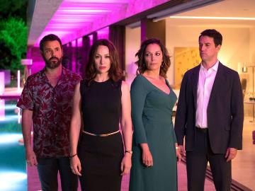Comienza el rodaje de 'El nudo', nueva serie de Atresmedia Televisión