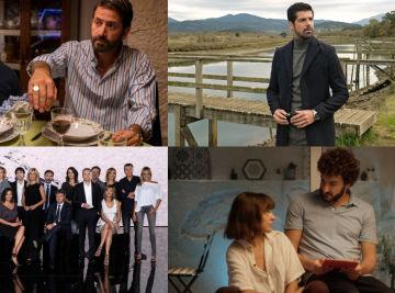 Nominados de Atresmedia a los Premios Iris