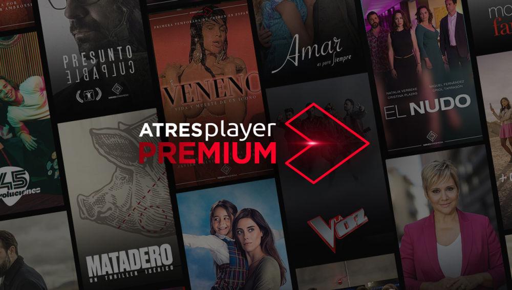 ATRESplayer Premium - ¡Hazte premium y verás!