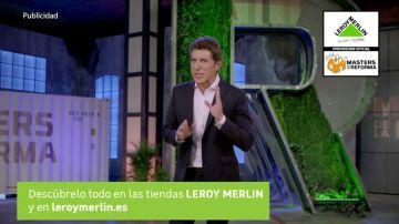 Leroy Merlin, proovedor oficial de materiales y herramientas de 'Másters de la reforma'