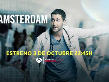'New Amsterdam' estreno próximo jueves en Antena 3 y ATRESplayer