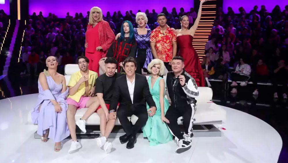 Antena 3 gana el viernes con el estreno de 'Tu cara me suena', líder absoluto y lo más visto del día