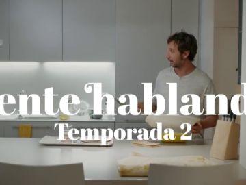 Flooxer estrena la segunda temporada de 'GENTE HABLANDO' en ATRESplayer PREMIUM el 2 de febrero