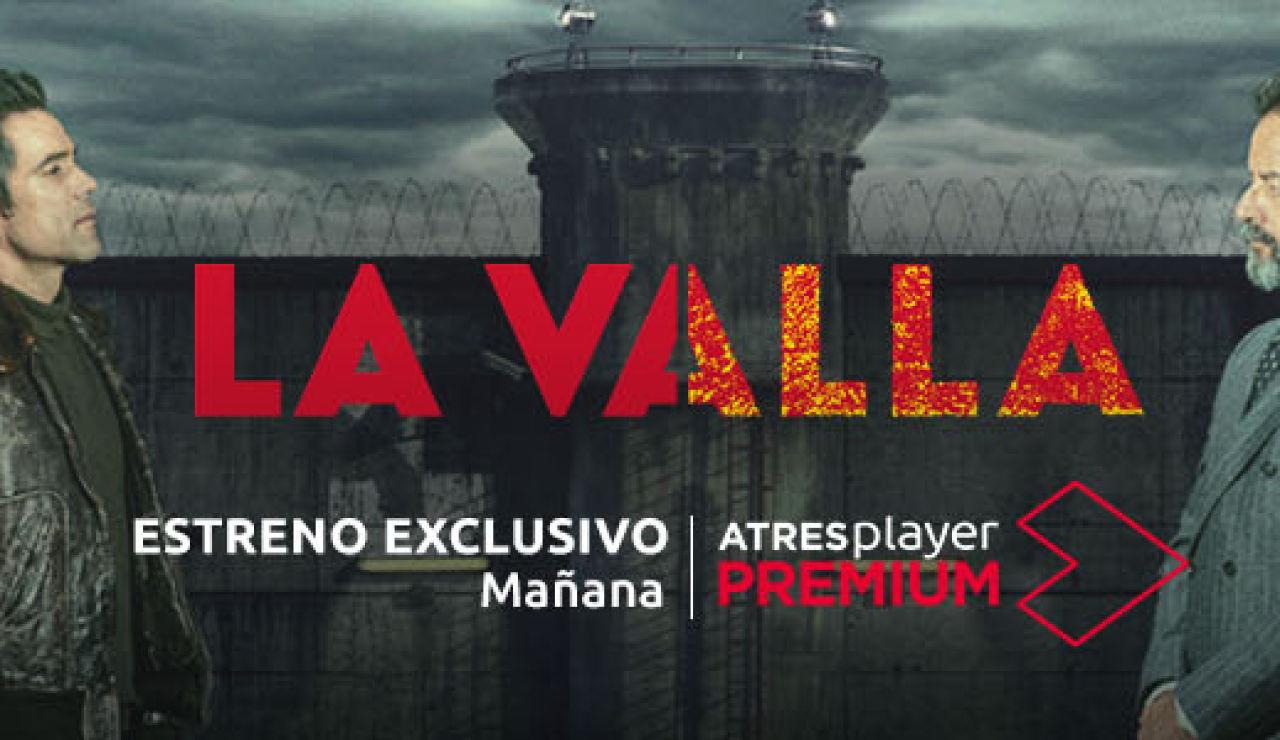 La Valla - Estreno mañana (Row promocional)