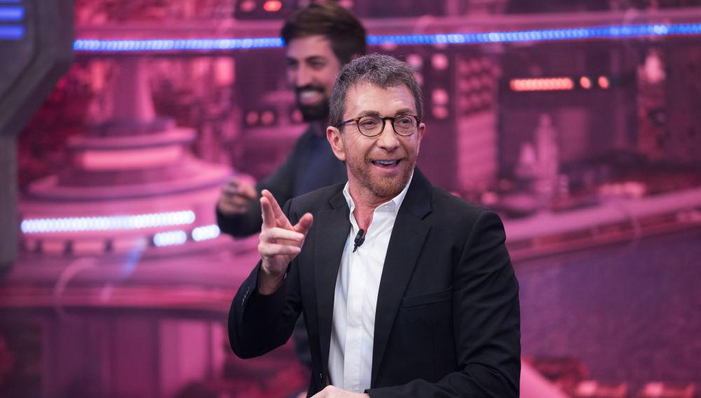 Pablo Motos desvela los increíbles invitados del nuevo formato 'El Hormiguero 3.0: quédate en casa'