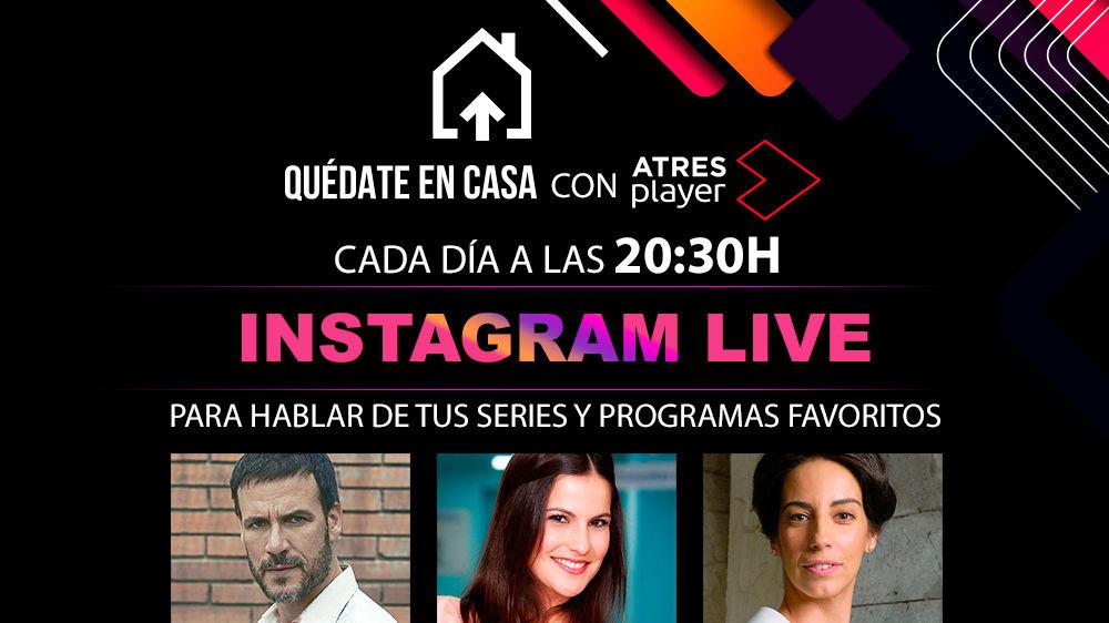 Atresmedia TV pone en marcha '#QuédateEnCasa con ATRESplayer'