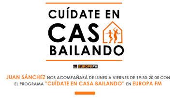 CUIDATE EN CASA BAILANDO