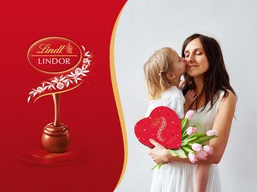 ¿Quieres regalar bombones Lindor por el Día de la Madre?