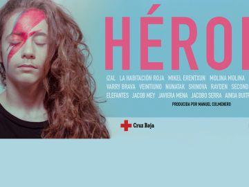 'Héroes', el himno solidario para nuestros héroes anónimos
