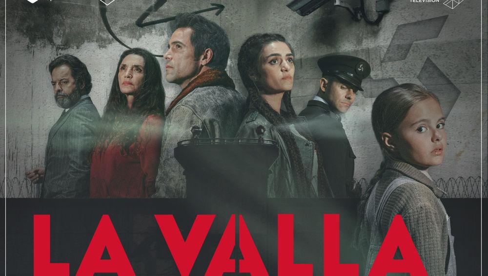Póster de 'La Valla'