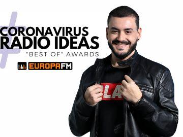 Europa Home Festival, presentado por Juanma Romero, nominado en los Radio Days Awards