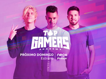 Top Gamers Academy (sección) - Próximo domingo