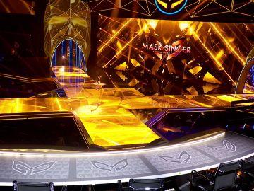 Así es el impresionante plató de 'Mask Singer: adivina quién canta', ¡descúbrelo!