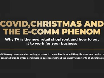 COVID,CHRISTMAS AND THE E-COMM PHENOM