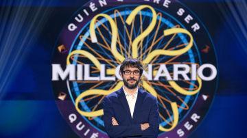 Juanra Bonet en ¿Quién quiere ser millonario?
