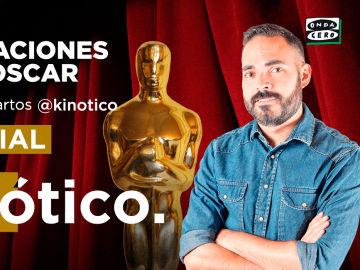 OndaCero.es retransmitirá las nominaciones a los Oscar en una edición especial de Kinótico