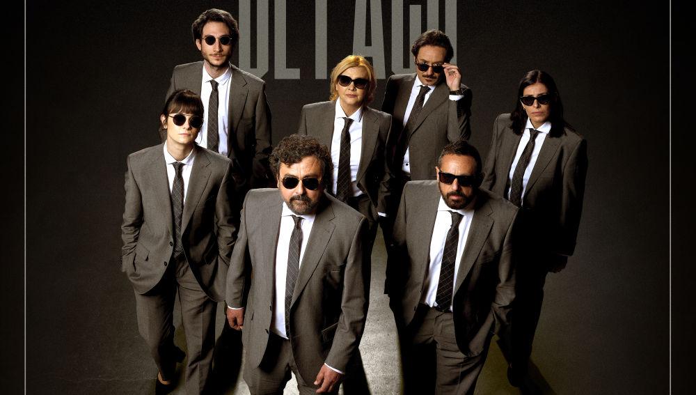 Cartel oficial de la nueva temporada de 'Los hombres de Paco'
