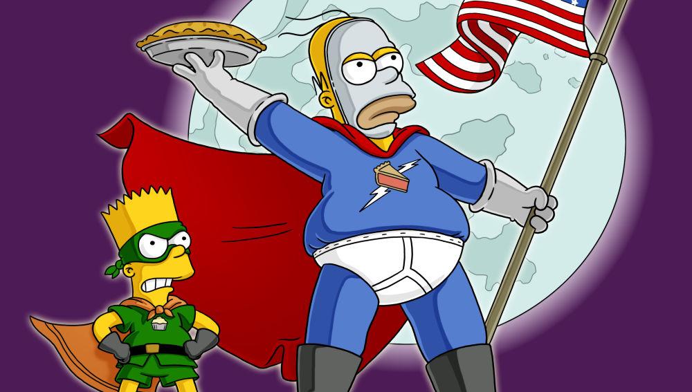 Los Simpson Orgullo Friki