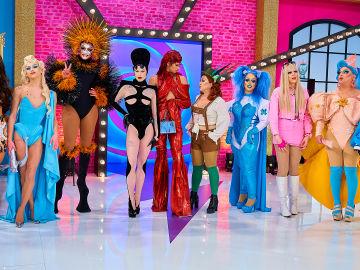Drag Race España - Programa 1: Bienvenidas Reinas