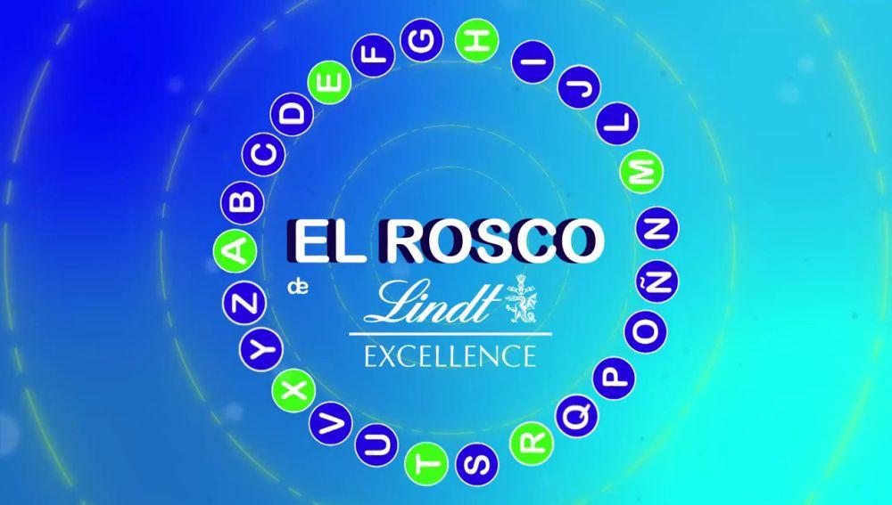 Atresmedia y LINDT innovan de nuevo con el Rosco digital de 'Pasapalabra'