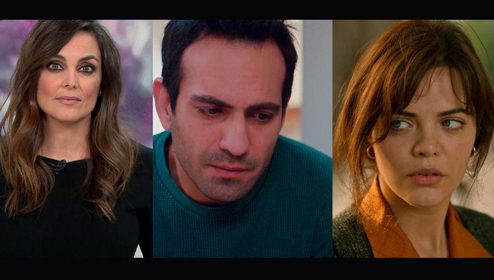'Tierra Amarga' llega bien en su estreno, 'Mi hija' sube y Antena 3 es líder absoluta en informativos